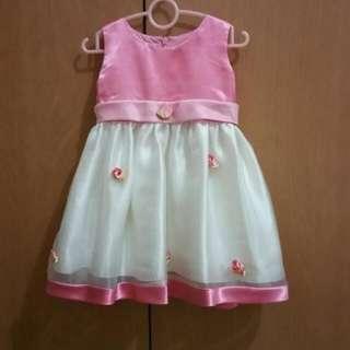 Nina's Baby Gown