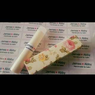🚚 手工自製天然護唇膏(寶寶也可以使用哦)