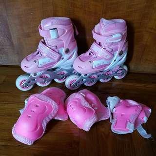 兒童 滾軸溜冰鞋 Roller