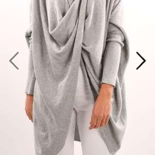 Wrap Around Cardigan Size 10/12