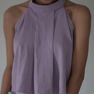 Mags Sleeveless Blouse