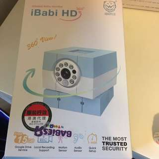 Ibaby cam