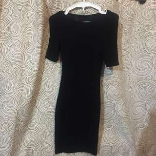 New Look Black Bodycon Dress