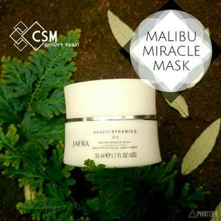 Malibu Miracle Mask By JAFRA