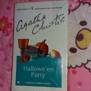 Agatha Christie Hallowe'en