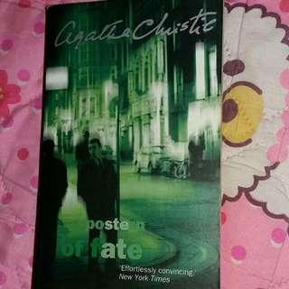Agatha Christie Postern Of Fate