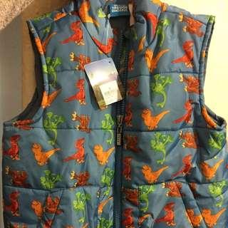 Good Dinosaur Boy Romper Jacket