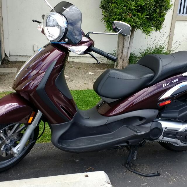2006 Piaggio Bv 500