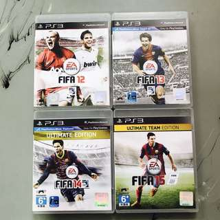 Kaset PS3 FIFA ORIGINAL