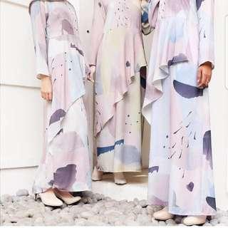 Syahdu Dress By Vanilla Hijab