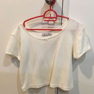Women's Cream Top