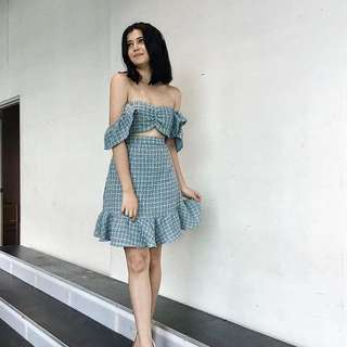 Sue Ramirez Terno Dress