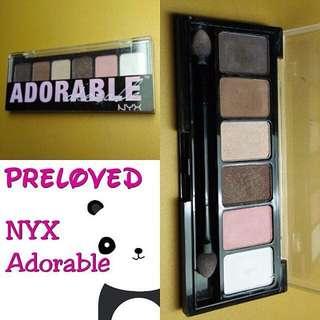 Nyx Adorable Eyeshadow