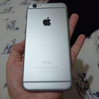 Iphone6 16gb space grey,