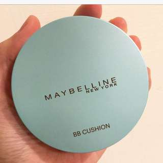 Maybelline純淨礦物控油BB氣墊粉餅