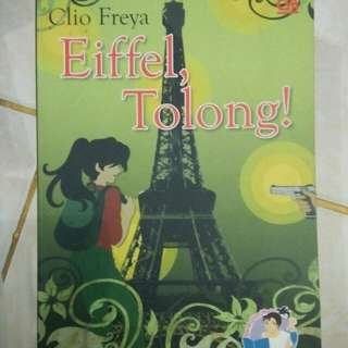 Novel Clio Freya Eifell Tolong (Seri 1)