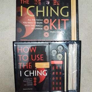 I Ching Kit: All the Tools the you will Need to Work with the Oracle of Change