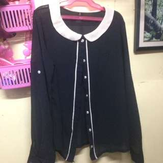 Chiffon Long Sleeve