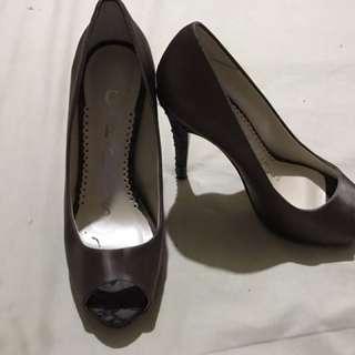 Capaarros Open-toed Heels