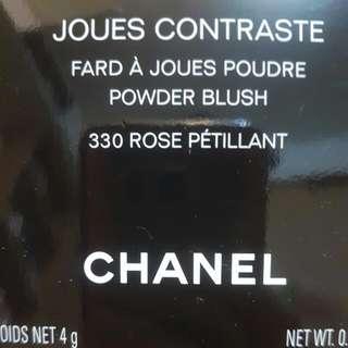 Chanel圓形腮紅