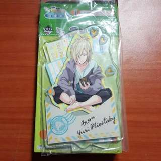 WTT Yuri On Ice Enjoy Your Trip Yurio Acrylic Stand