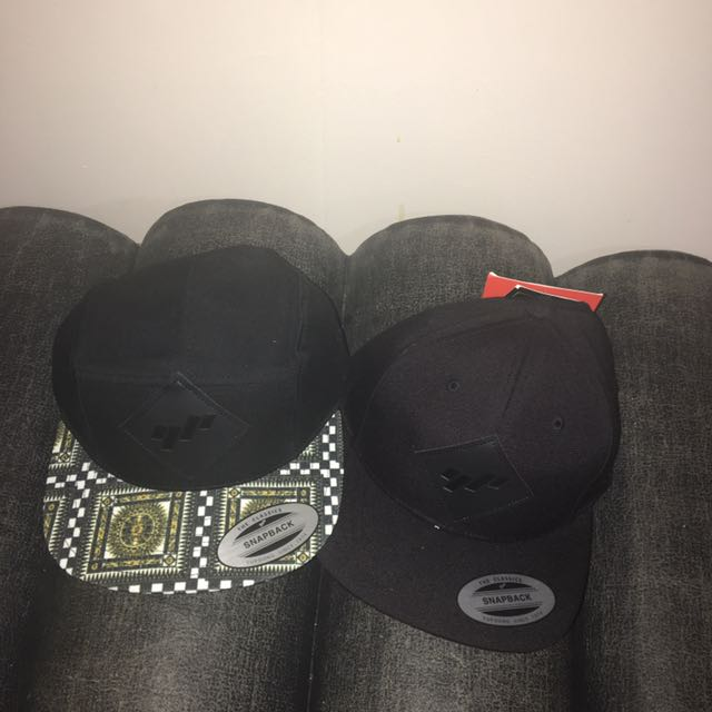 2 SnapBack Caps (BRAND: The Classics)
