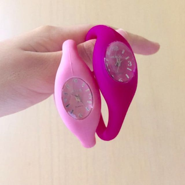 2 Watches + Bracelet