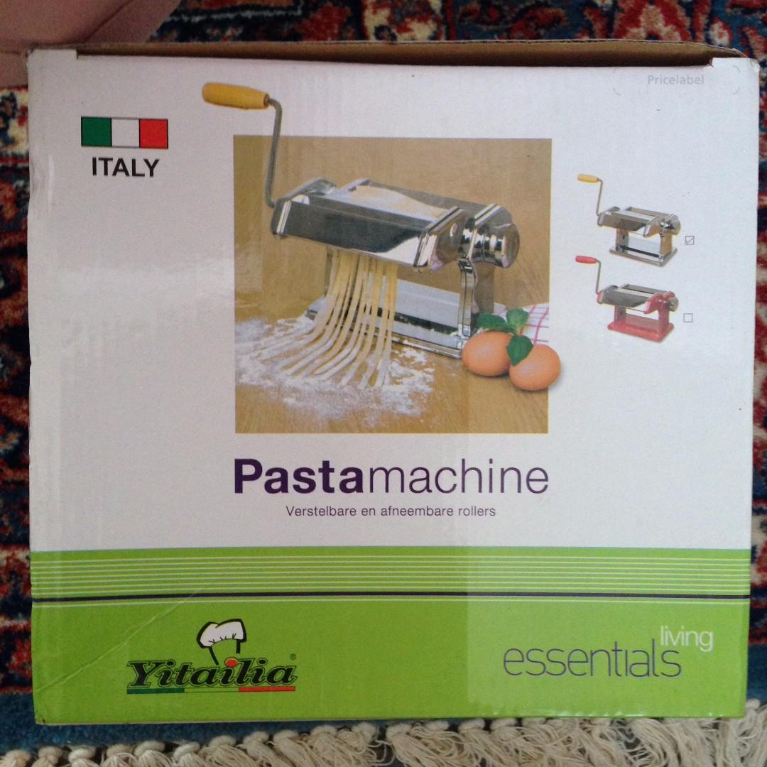 全新 義大利Yitailia 壓麵機/製麵機15CM