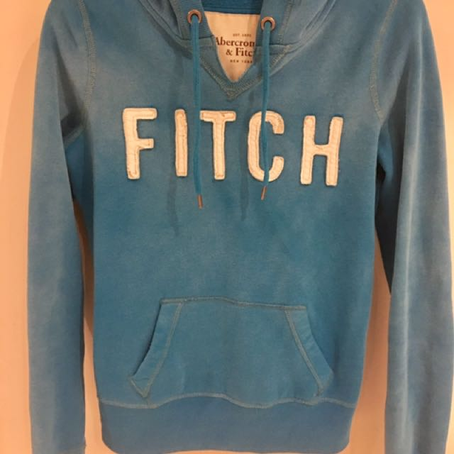 Abercrombie & Fitch U.K. Size M Fleece Hoodie