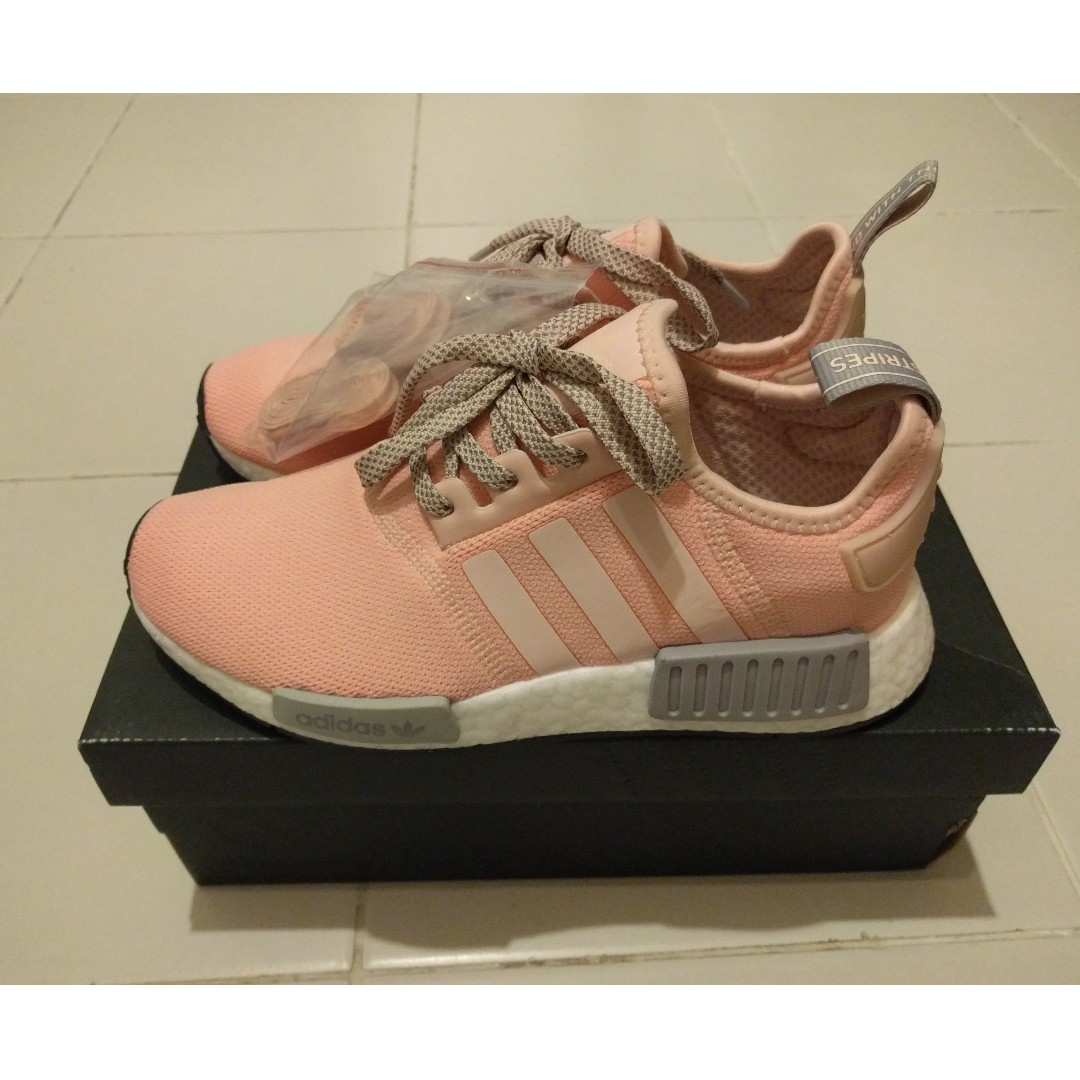 c8ad9e662e0 Adidas NMD R1 Pink Onix (Offspring   Office exclusive) UK5.5 ...