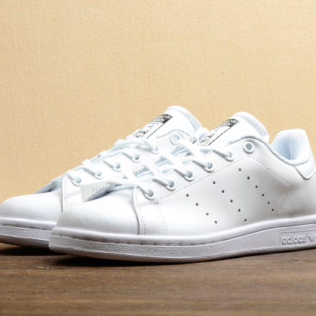 prix compétitif d8e82 d2e1d Adidas Stan Smith All White