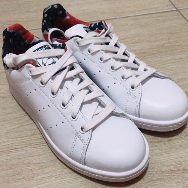 Adidas stan smith (edizione limitata), preloved di moda femminile, le scarpe