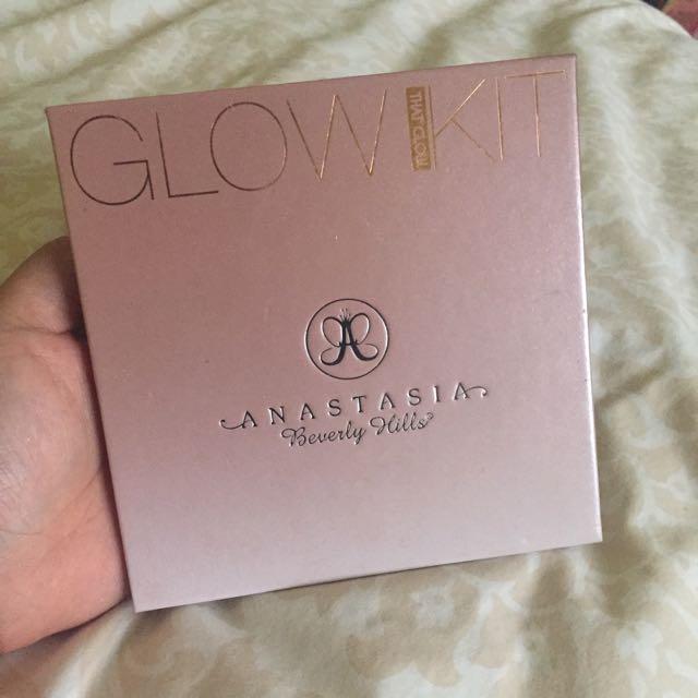 Anastasia That Glow Highlight Palette
