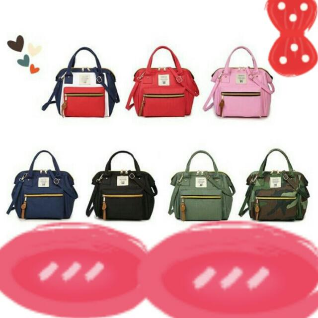 Anello 3 way backpack