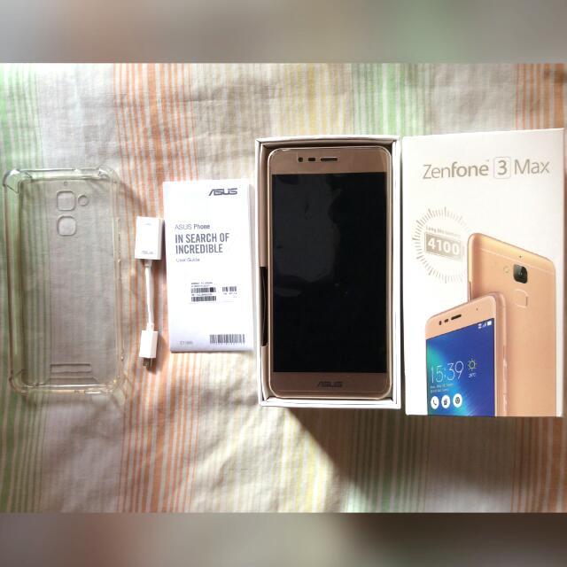 ASUS Zenfone 3 Max 5.2 (ZC520TL)