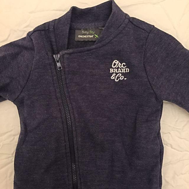 Baby Jacket Orchestra sz 6mths