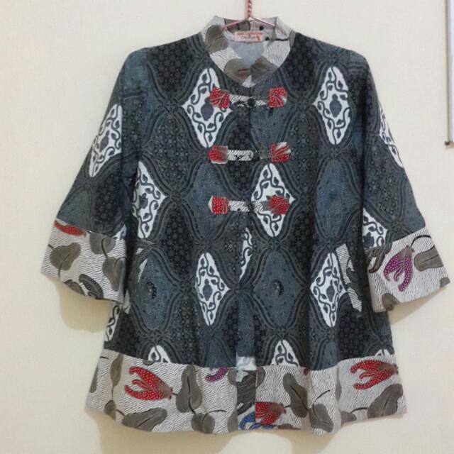 [REPRICE] Baju Batik All Size