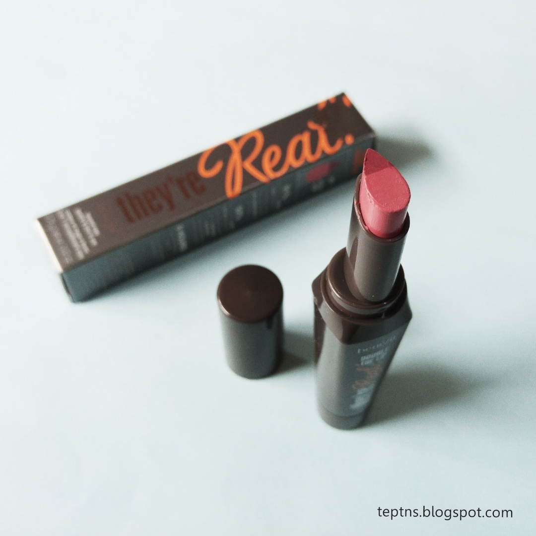 Benefit Double the lip in Lusty Rose (DELUXE SIZE)