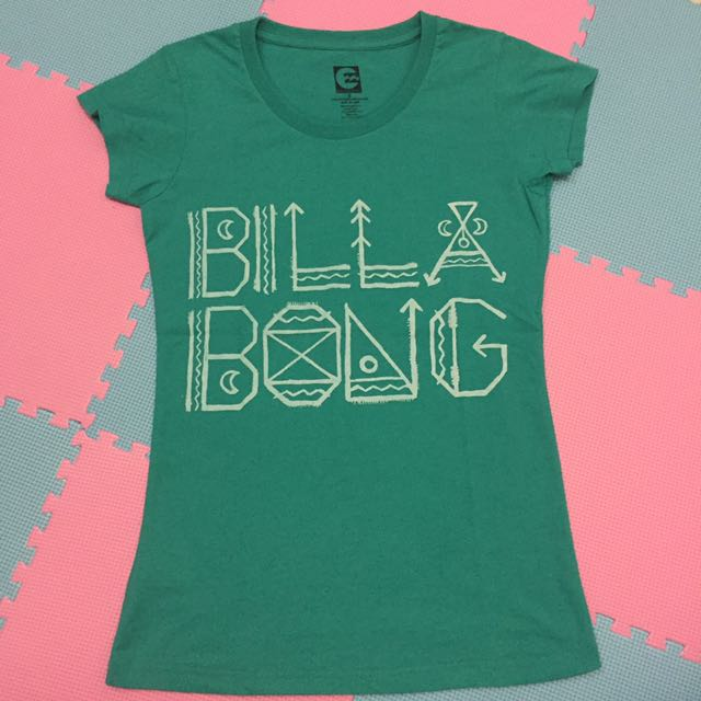 BILLABONG tribal tee