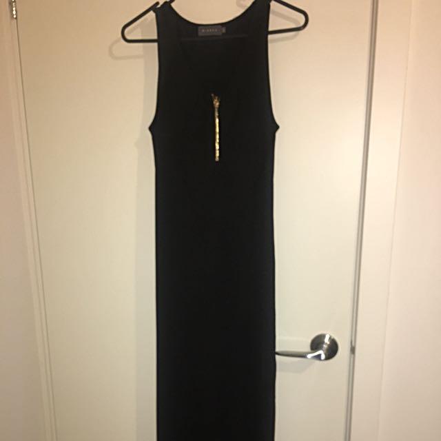 Black Bodycon Dresses X 2