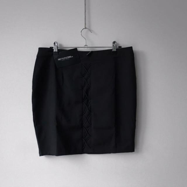 Black Skirt Size 12