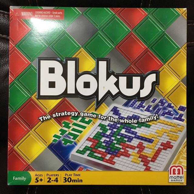 Blokus遊戲