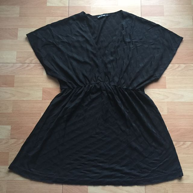 Body And Soul Black Blouse