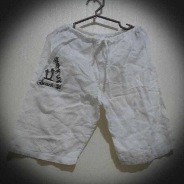 Boracay beach pants
