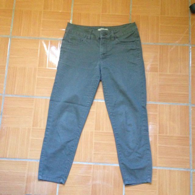 Capris Pants