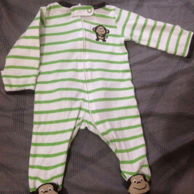 carters newborn suit