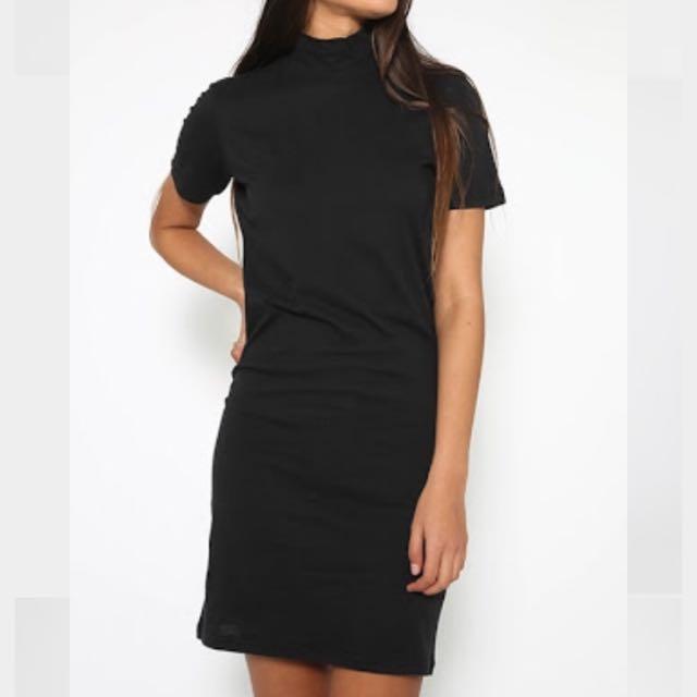 Cheap Monday Black Dress