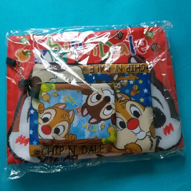 加厚Chip And Dale 袋