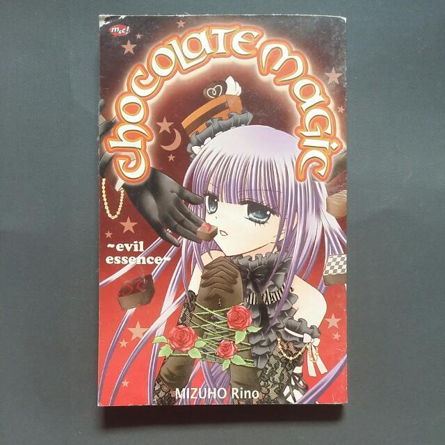 Chocolate Magic, Mizuho Rino
