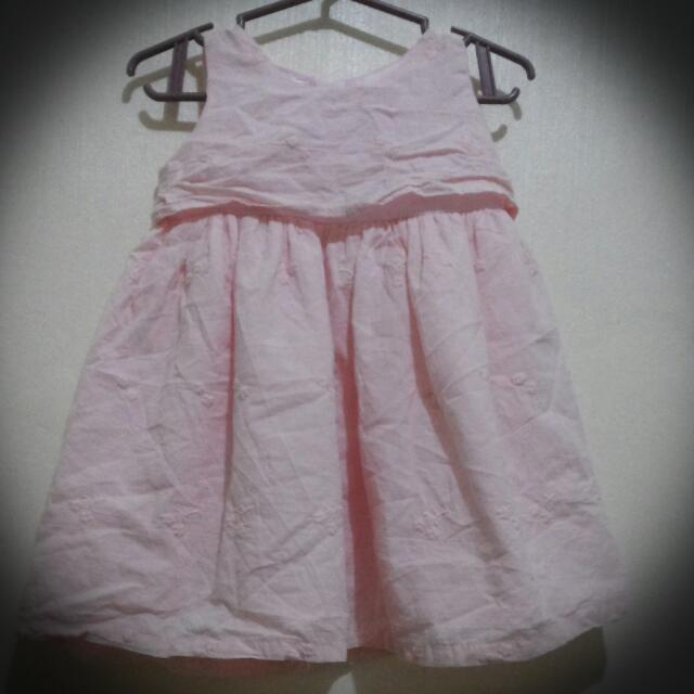 Crib Couture pink dress